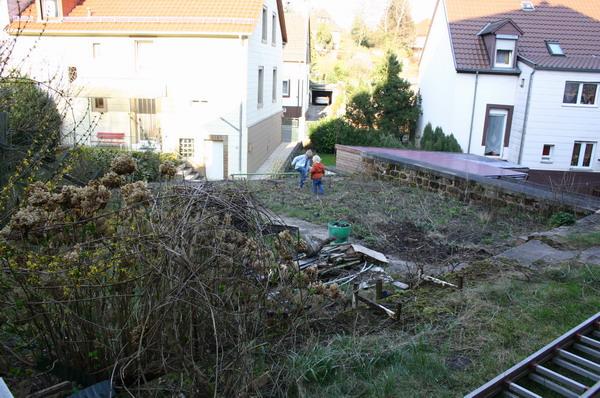 Garten ohne Stangen 2
